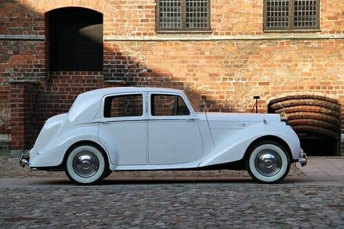 Rolls Royce uthyres