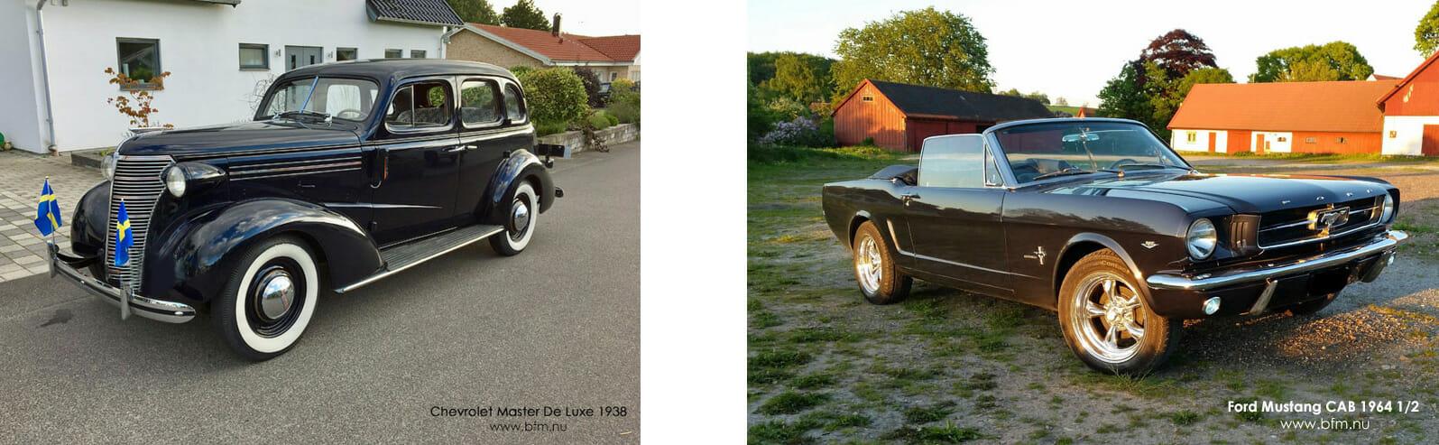 Hyra vetranbil till bröllop i Skåne