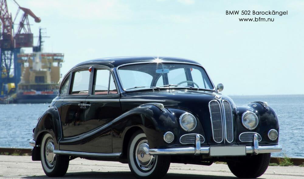 Hyr veteranbil till bröllop i Skåne